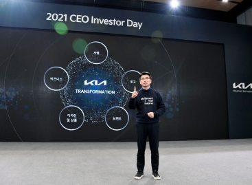 Kia представила план трансформации компании, ориентированный на решения в области электромобилей и мобильности