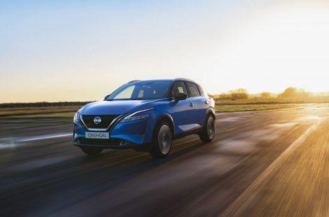 Nissan представляет абсолютно новый Qashqai