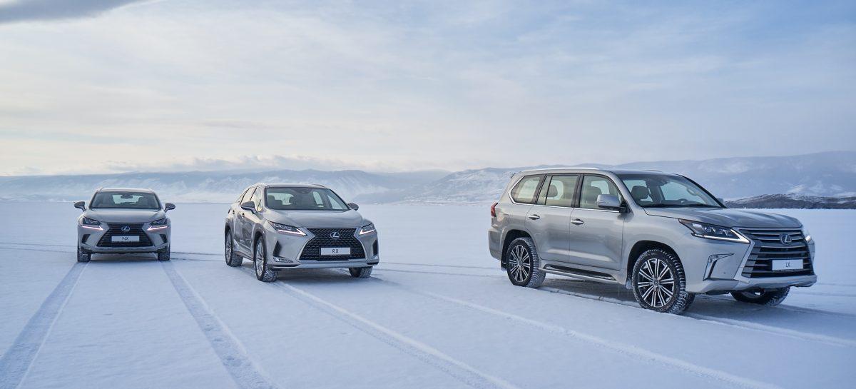 Lexus LX обладает самой высокой остаточной стоимостью в сегменте