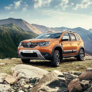 Новый Renault Duster: новое поколение легендарного внедорожника