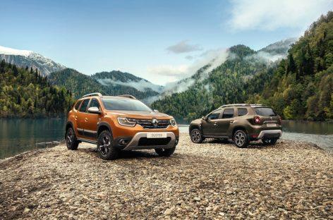 Renault открывает прием заказов на новый Renault Duster