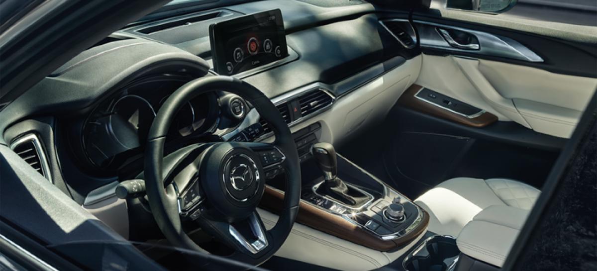Объявлены комплектации и цены нового Mazda CX-9