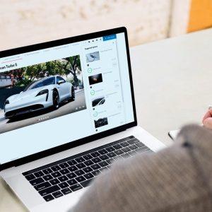Porsche: индивидуальные рекомендации искусственного интеллекта