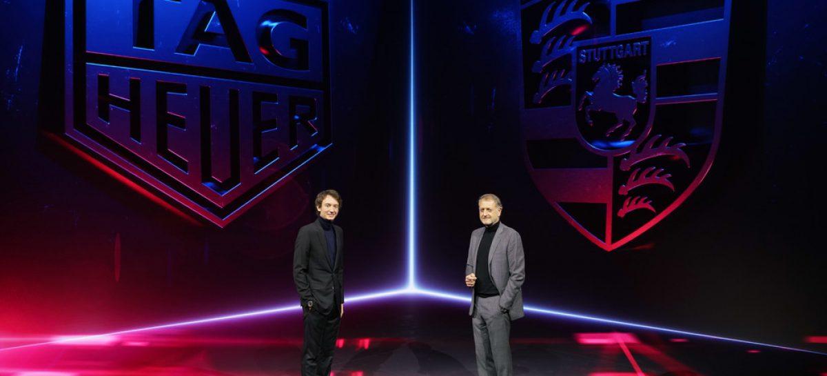 Porsche и TAG Heuer договорились о стратегическом партнерстве