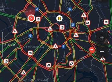 Москва и снегопад – транспортный апокалипсис?