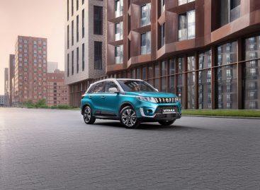 Suzuki реализовала 160 000 Vitara в России
