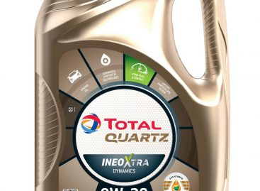 Total Quartz Xtra – новая линейка топливосберегающих масел для самых современных двигателей