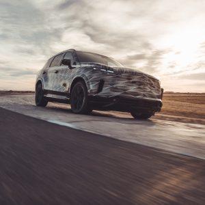 Новый Infiniti QX60 получит 3,5-литровый бензиновый двигатель и 9-ступенчатую АКП