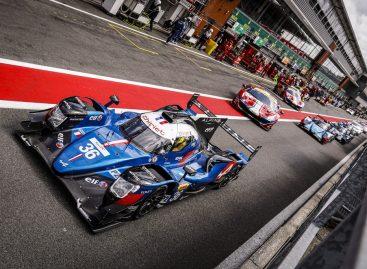 Тест на выносливость: команда Alpine Elf Matmut выступит на чемпионате FIA WEC