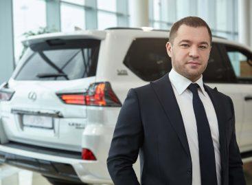 Новым управляющим директором по продажам и маркетингу бренда Lexus стал Виктор Каюрин