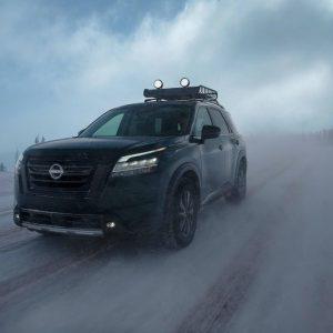 Встречайте абсолютно новый Nissan Pathfinder – он создан, чтобы дарить максимальное удовольствие от семейных приключений!