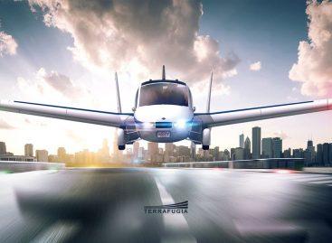 Летающий автомобиль получил право на полеты в США