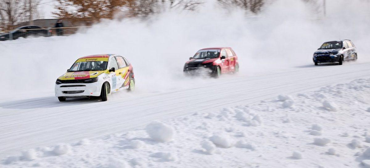 B-Tuning: бронза в чемпионате России по зимнему треку