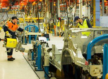 «Соллерс Форд» наращивает производство и нанимает дополнительный персонал в связи с увеличением спроса на Ford Transit