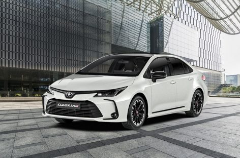 Притягивающие взгляды: Тойота представила Toyota Corolla и C-HR в специальной серии GR Sport