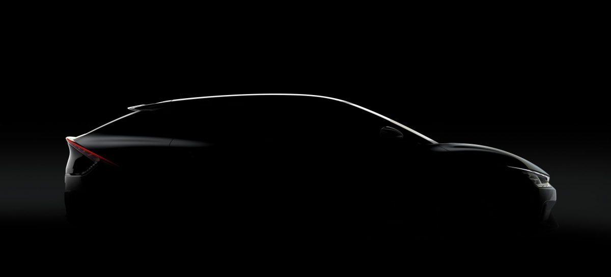 Kia представляет первые изображения EV6 – первого электромобиля нового поколения