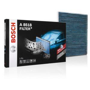 Широкий ассортимент салонных фильтров Bosch для электромобилей