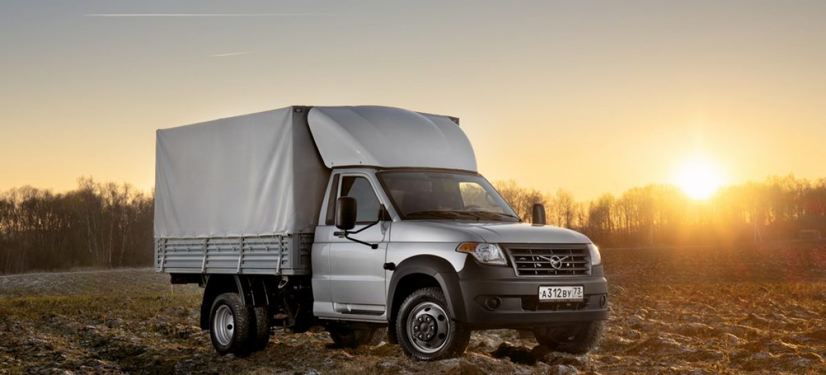 УАЗ выводит на рынок «Профи» с двускатной ошиновкой колес задней оси