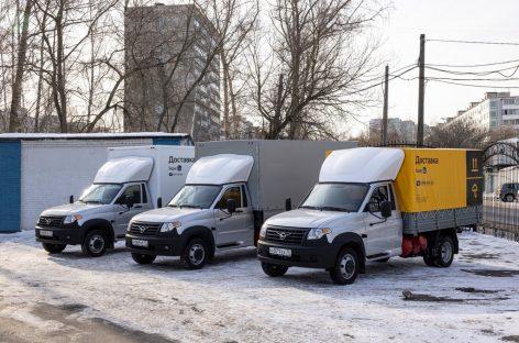 УАЗ провел тесты Полуторки в реальных условиях