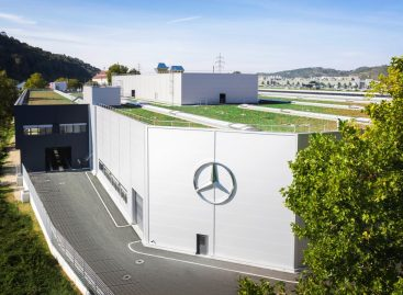 Кампус Mercedes-Benz Drive Systems: завод в Штутгарт-Унтертюркхайме переходит к стратегии Electric First