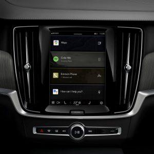 Volvo Cars представляет информационно-развлекательную систему со встроенным Google, внедренную на большинстве моделей