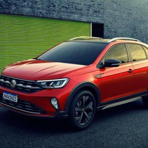 Volkswagen привезет в Европу новый кроссовер на базе Polo