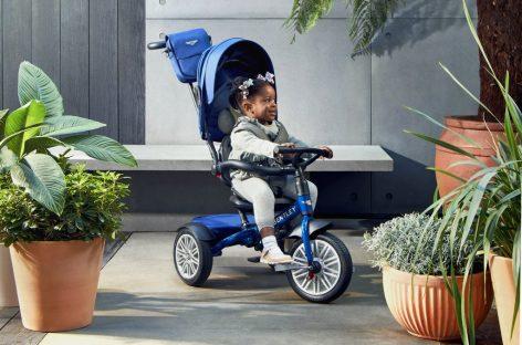 Трехколесные велосипеды Bentley: исключительные путешествия для юных первооткрывателей