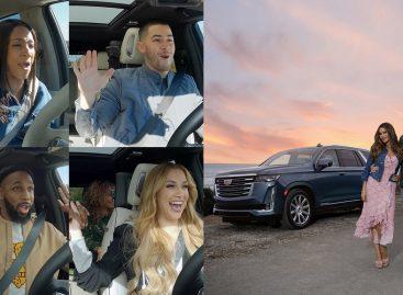 Cadillac поразил звезд технологией нового круиз-контроля