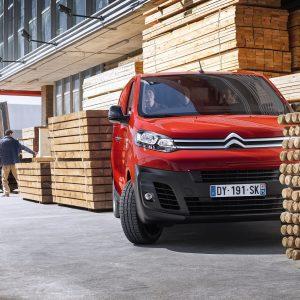 Фургоны Peugeot Expert и Citroёn Jumpy - теперь с автоматом