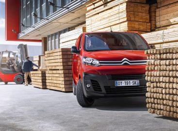 Фургоны Peugeot Expert и Citroёn Jumpy – теперь с автоматом
