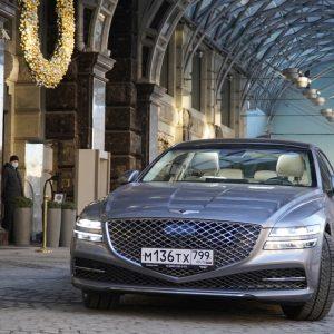 Genesis объявляет о долгосрочном партнерстве с отелем The Ritz-Carlton, Moscow