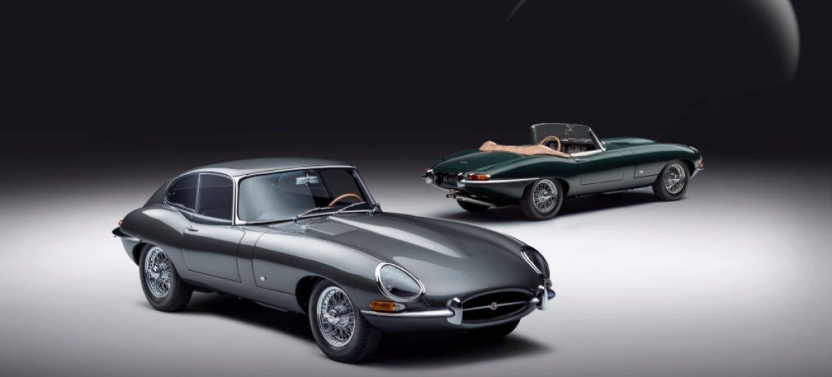 Jaguar Classic представляет E-type 60 Collection, посвященную 60-летию легендарного спорткара