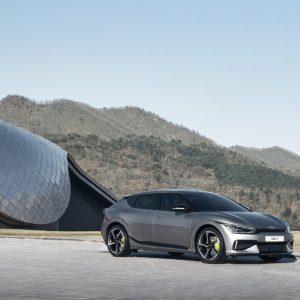 Kia EV6 переосмысляет возможности электромобилей