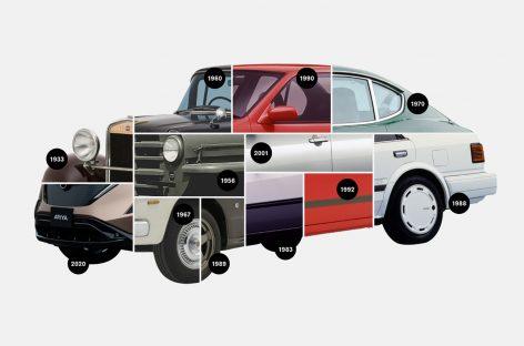 Nissan Stories: история логотипа Nissan