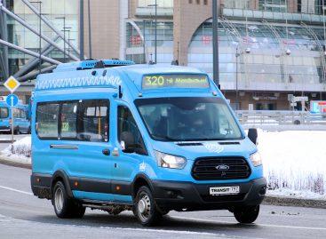 Ford Transit встанут на маршрутные линии Москвы