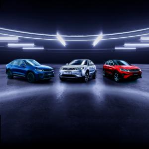 Группа Geely Auto четвертый год подряд остается лидером продаж
