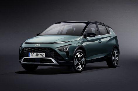 Hyundai представляет новый стильный кроссовер Bayon