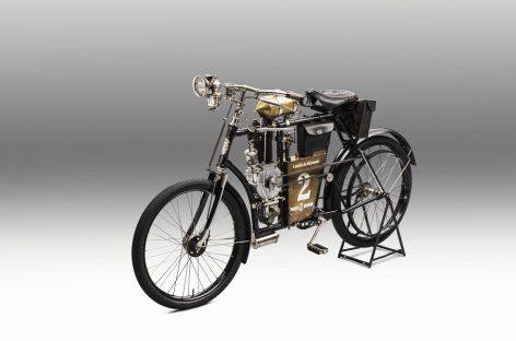 Laurin & Klement SLAVIA B: спортивная история Škoda началась 120 лет назад на гонке Париж – Берлин