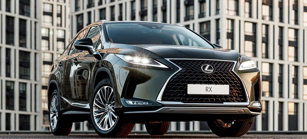 5 моделей Lexus обладают самой высокой остаточной стоимостью среди автомобилей старше 5 лет