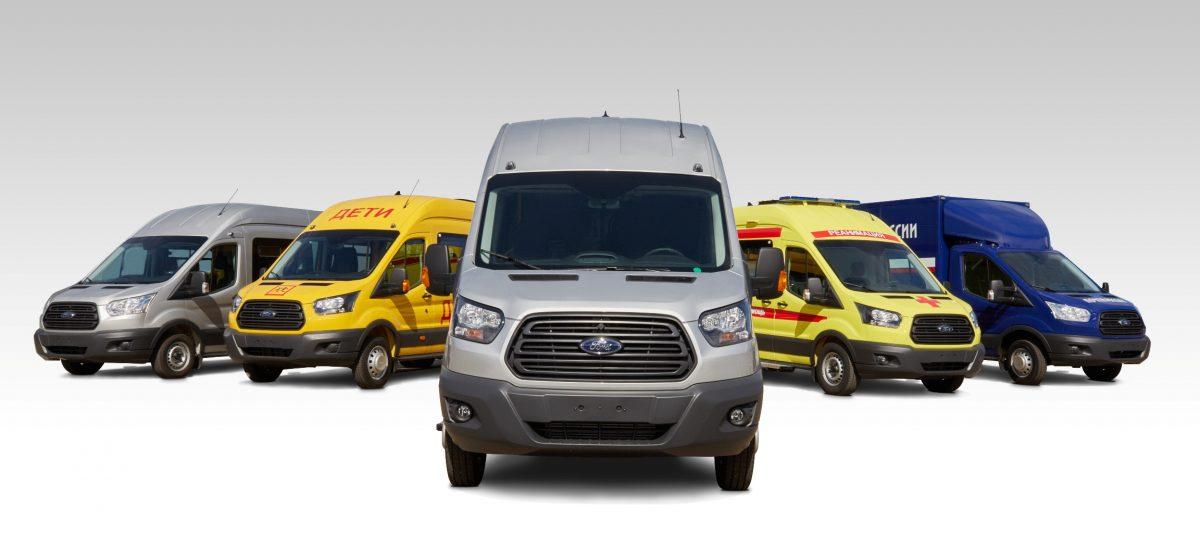 Очередной триумф продаж Ford Transit – плюс 81%