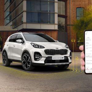 Kia представляет телематический комплекс Kia Link и мобильное приложение MyKia 2.0
