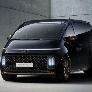 Hyundai раскрывает подробности о дизайне минивэна STARIA