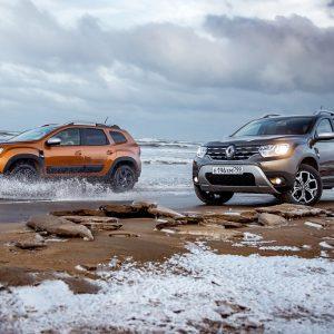 Старт продаж нового Renault Duster