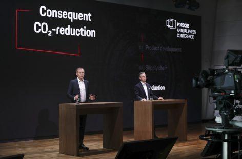 Оборот Porsche в 2020 финансовом году – 28,7 миллиарда евро