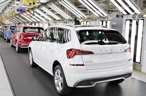 Škoda выпустила двухмиллионный SUV