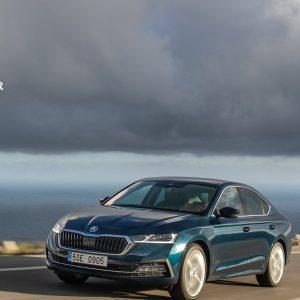 Škoda Octavia стал победителем всемирного конкурса «Женский автомобиль года 2020» в номинации «Семейный автомобиль»