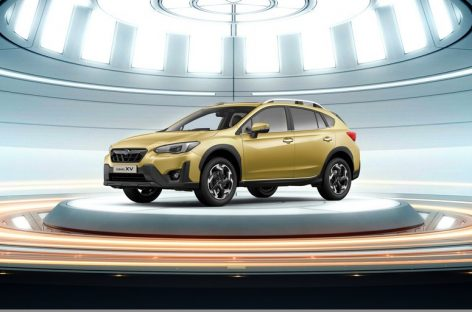 Старт продаж Subaru XV 2021 модельного года