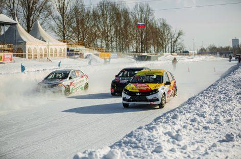 B-Tuning – призеры сезона Кубка России по ледовым гонкам