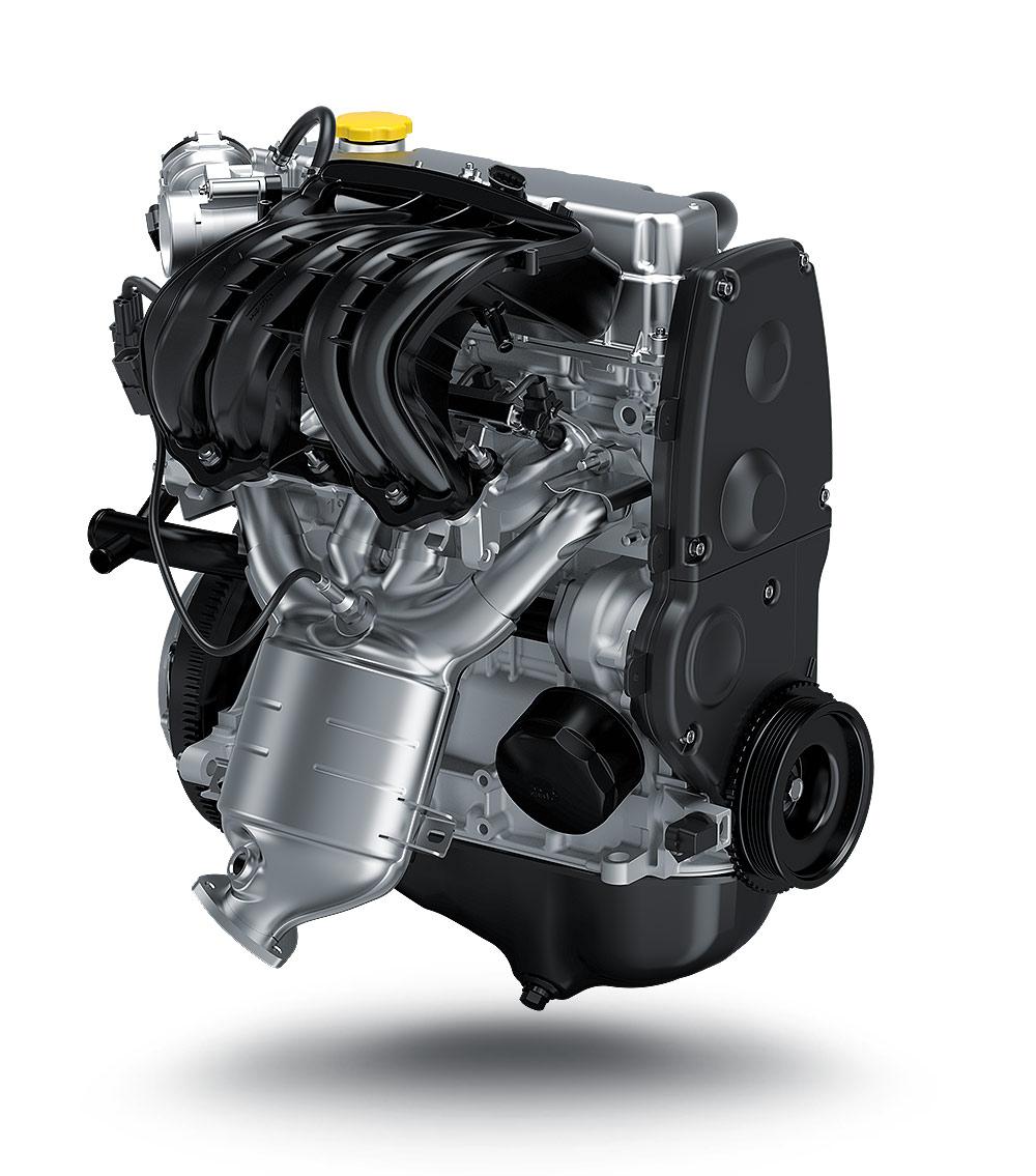 двигатель ВАЗ-11182 (90 л.с.)