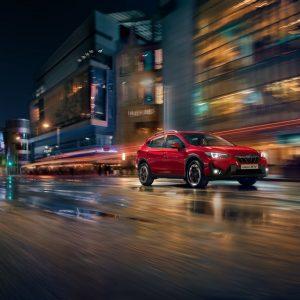 Яркий и харизматичный новый Subaru XV 2021 модельного года
